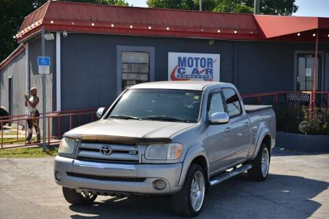 2006 Toyota Tundra for sale at Motor Car Concepts II - Kirkman Location in Orlando FL