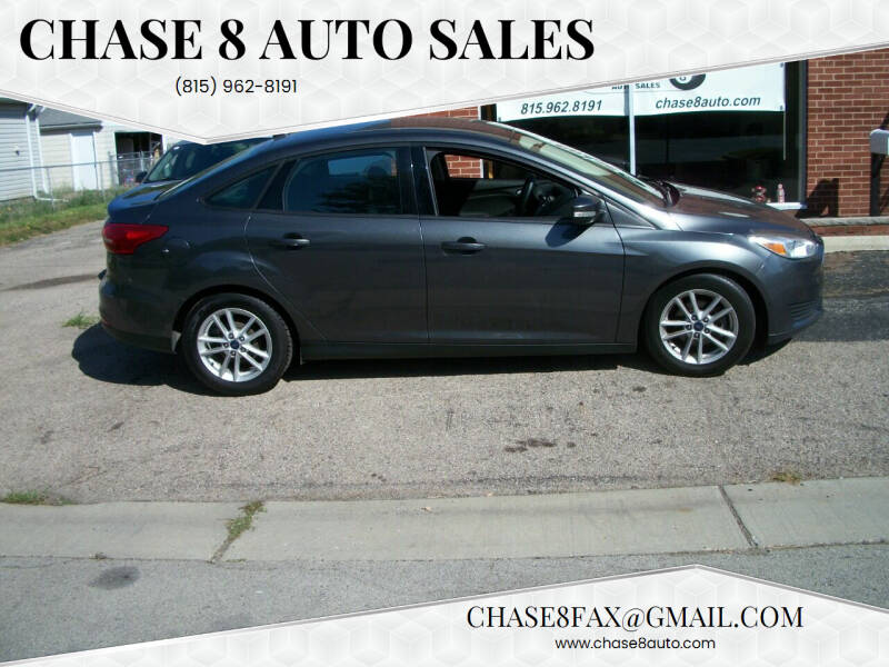 2017 Ford Focus for sale at Chase 8 Auto Sales in Loves Park IL