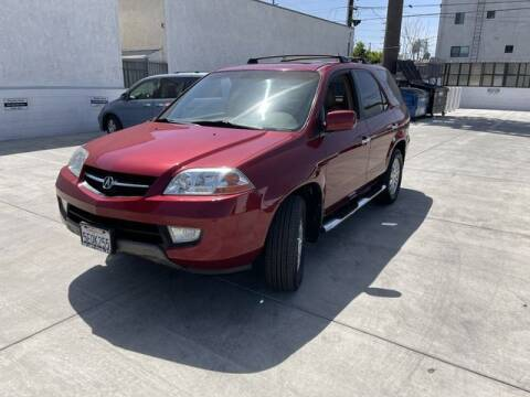 2003 Acura MDX for sale at Hunter's Auto Inc in North Hollywood CA