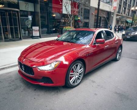 2016 Maserati S Q4 for sale at Classic Car Deals in Cadillac MI