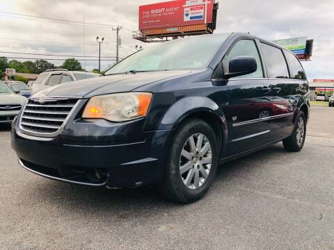 2009 Chrysler Town and Country for sale at Carpro Auto Sales in Chesapeake VA