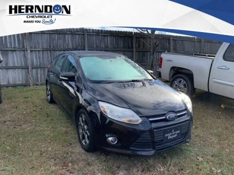 2013 Ford Focus for sale at Herndon Chevrolet in Lexington SC