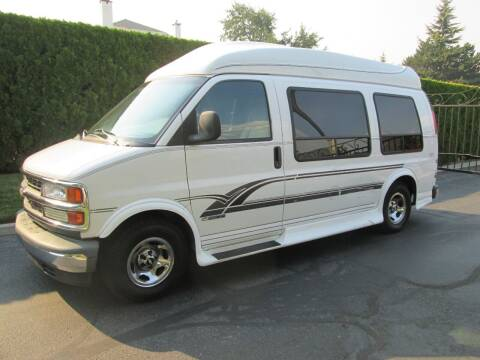 1997 Chevrolet Express Cargo for sale at Top Notch Motors in Yakima WA
