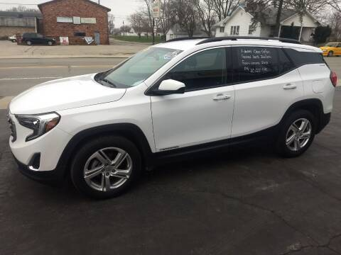 2018 GMC Terrain for sale at Economy Motors in Muncie IN