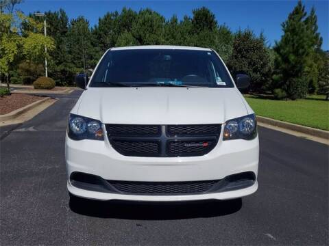 2015 Dodge Grand Caravan for sale at Southern Auto Solutions - Lou Sobh Honda in Marietta GA