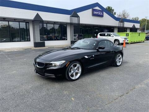 2012 BMW Z4 for sale at Impex Auto Sales in Greensboro NC