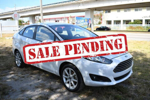 2019 Ford Fiesta for sale at ELITE MOTOR CARS OF MIAMI in Miami FL