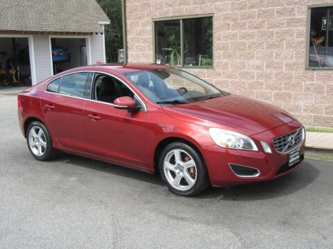 2013 Volvo S60 for sale at Advantage Automobile Investments, Inc in Littleton MA