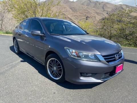2014 Honda Accord for sale at Clarkston Auto Sales in Clarkston WA