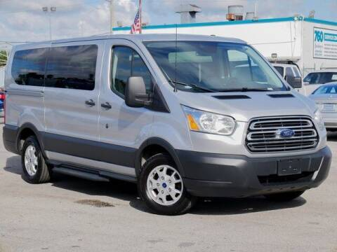 2016 Ford Transit Passenger for sale at JumboAutoGroup.com - Jumboauto.com in Hollywood FL