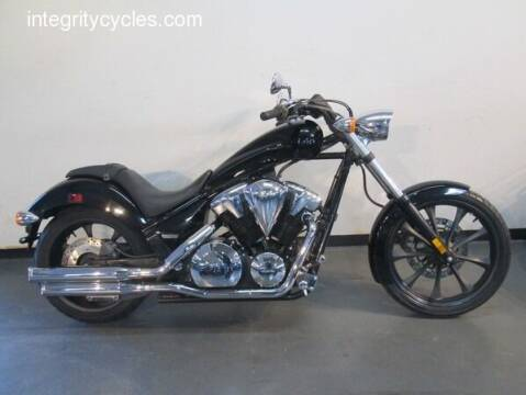 2013 Honda Fury for sale at INTEGRITY CYCLES LLC in Columbus OH