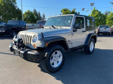 2007 Jeep Wrangler for sale at Vista Auto Sales in Lakewood WA