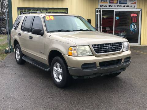 2004 Ford Explorer for sale at Mr. G's Auto Sales in Shelbyville TN