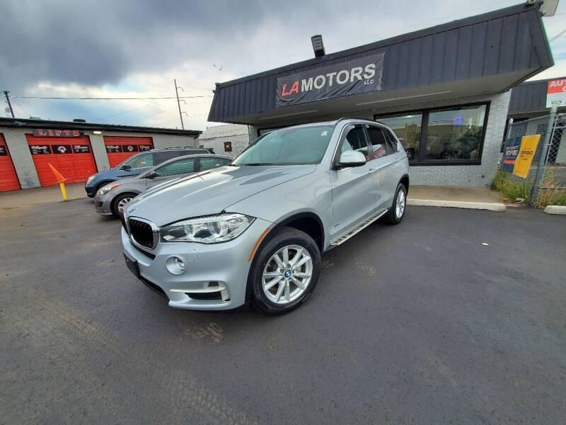 2015 BMW X5 for sale at LA Motors LLC in Denver CO
