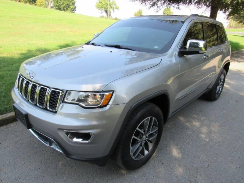 2017 Jeep Grand Cherokee for sale at Roadstar Auto Sales Inc in Nashville TN