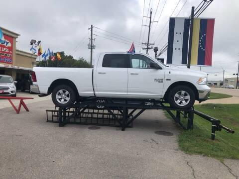 2019 RAM Ram Pickup 1500 Classic for sale at FREDY CARS FOR LESS in Houston TX