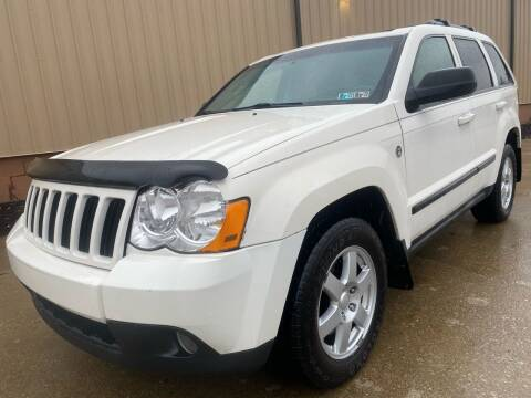 2008 Jeep Grand Cherokee for sale at Prime Auto Sales in Uniontown OH