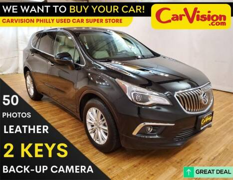 2017 Buick Envision for sale at Car Vision Mitsubishi Norristown - Car Vision Philly Used Car SuperStore in Philadelphia PA