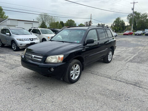 2007 Toyota Highlander Hybrid for sale at US5 Auto Sales in Shippensburg PA