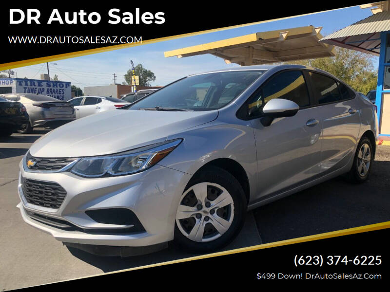 2017 Chevrolet Cruze for sale at DR Auto Sales in Glendale AZ