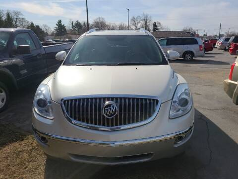 2011 Buick Enclave for sale at All State Auto Sales, INC in Kentwood MI