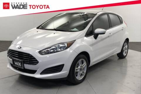 2019 Ford Fiesta for sale at Stephen Wade Pre-Owned Supercenter in Saint George UT