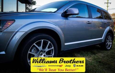 2018 Dodge Journey for sale at Williams Brothers - Pre-Owned Monroe in Monroe MI