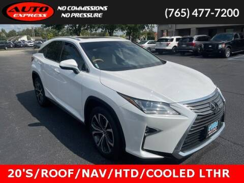 2019 Lexus RX 350 for sale at Auto Express in Lafayette IN
