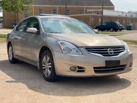 2012 Nissan Altima for sale at Auto Start in Oklahoma City OK