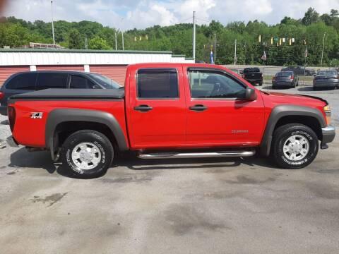 2005 Chevrolet Colorado for sale at Green Tree Motors in Elizabethton TN