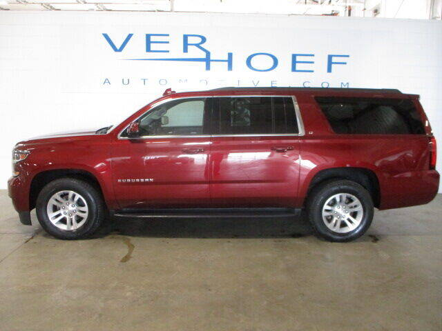 2019 Chevrolet Suburban for sale at Ver Hoef Automotive Inc in Sioux Center IA