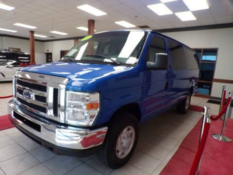 2012 Ford E-Series Wagon for sale at Adams Auto Group Inc. in Charlotte NC