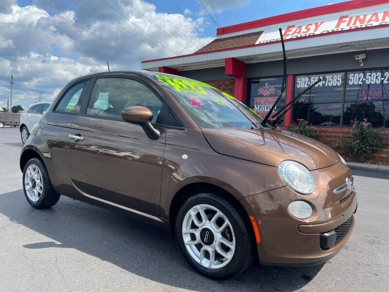 2012 FIAT 500 for sale at Premium Motors in Louisville KY