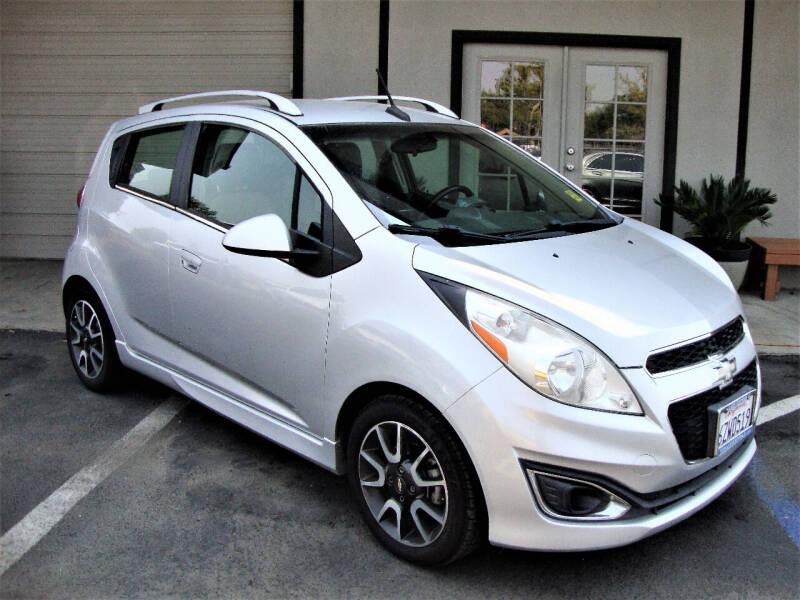 2013 Chevrolet Spark for sale at DriveTime Plaza in Roseville CA
