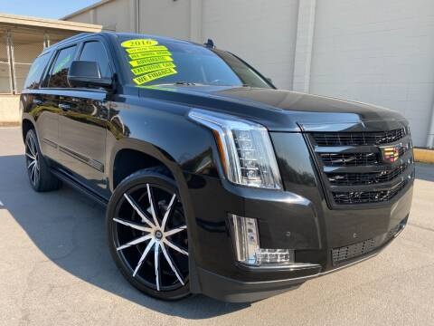 2016 Cadillac Escalade for sale at Xtreme Truck Sales in Woodburn OR
