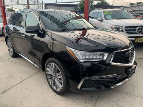 2017 Acura MDX for sale at LIBERTY AUTOLAND INC - LIBERTY AUTOLAND II INC in Queens Villiage NY