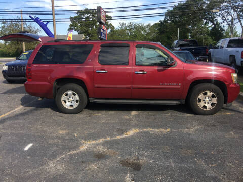 2007 Chevrolet Suburban for sale at King Auto Sales INC in Medford NY