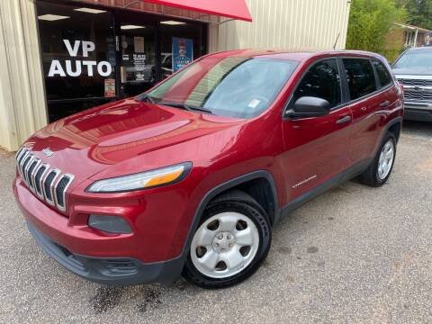 2014 Jeep Cherokee for sale at VP Auto in Greenville SC