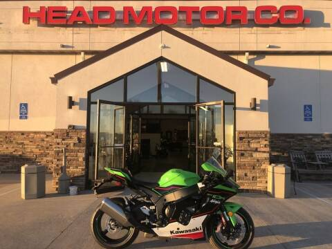 2021 Kawasaki ZX1002MMFAL for sale at Head Motor Company - Head Indian Motorcycle in Columbia MO