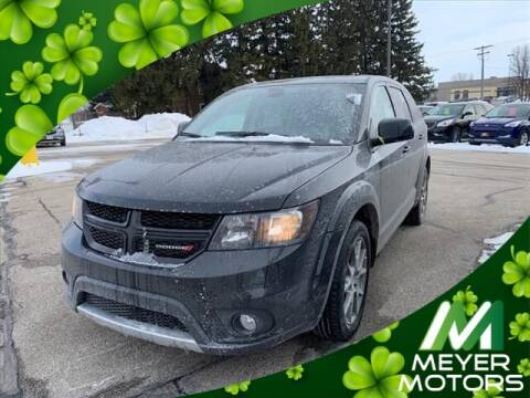 2018 Dodge Journey for sale at Meyer Motors in Plymouth WI