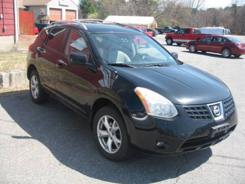 2008 Nissan Rogue for sale at Joks Auto Sales & SVC INC in Hudson NH