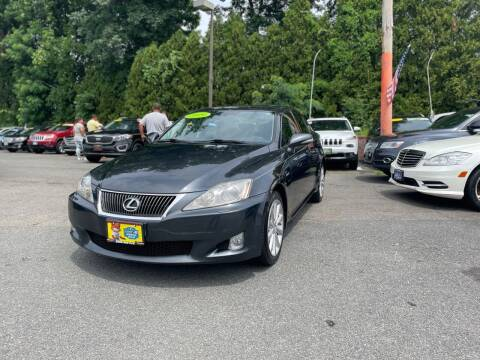 2009 Lexus IS 250 for sale at Bloomingdale Auto Group - The Car House in Butler NJ