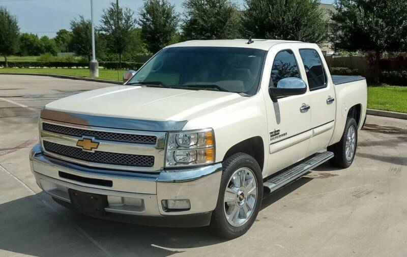 2013 Chevrolet Silverado 1500 for sale at AUTO DIRECT in Houston TX