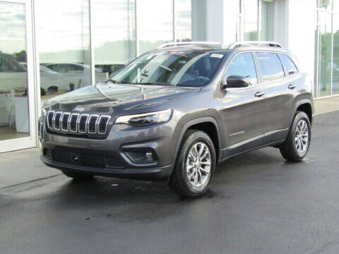 2021 Jeep Cherokee for sale at Brunswick Auto Mart in Brunswick OH
