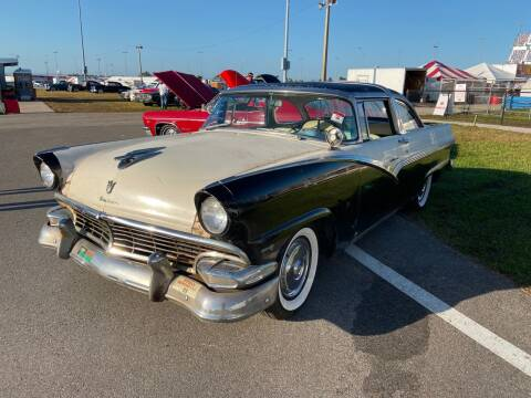 1956 Ford Crown Victoria for sale at Clair Classics in Westford MA