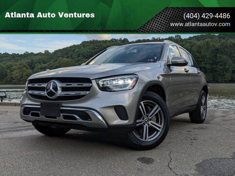 2020 Mercedes-Benz GLC for sale at Atlanta Auto Ventures in Roswell GA