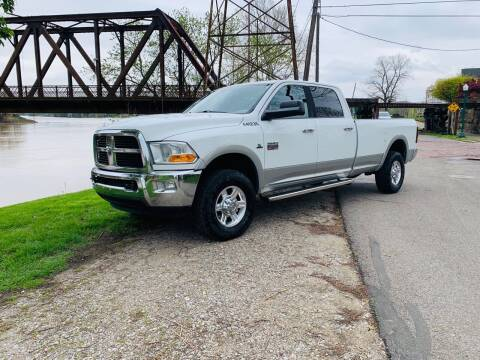 2011 RAM Ram Pickup 3500 for sale at PUTNAM AUTO SALES INC in Marietta OH