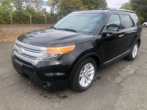 2012 Ford Explorer for sale at Jay's Automotive in Westfield NJ