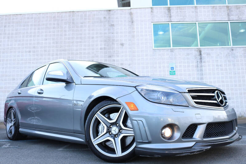 2009 Mercedes-Benz C-Class for sale at Chantilly Auto Sales in Chantilly VA