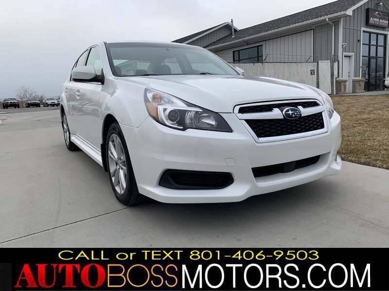 2013 Subaru Legacy for sale in Woodscross, UT